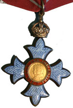 Commanders of the Order of the British Empire (CBE)