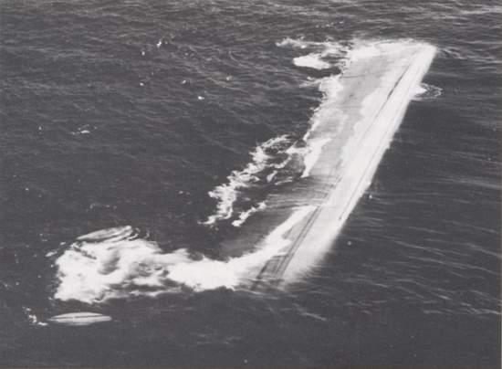 Largest Cargo Ship >> Santore (American Steam merchant) - Ships hit by German U ...