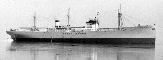 Crewlist from Peter Mærsk (British motor merchant) - Ships ...