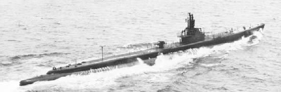 Mackerel (SS-204) of the US Navy - American Submarine of ...