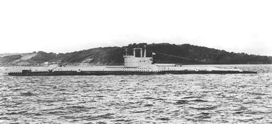 Allied Warships of WWII - Submarine HMS Sidon - uboat.