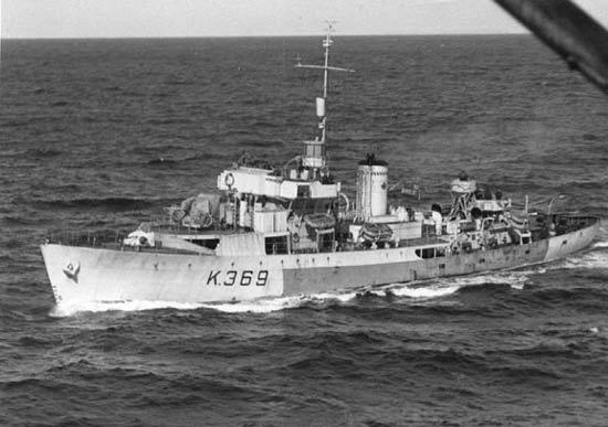 HMCS Asbestos