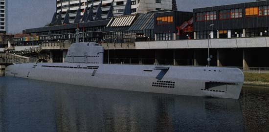 type xxi elektro boats u boat types german u boats of