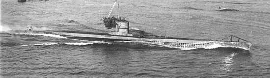 German Submarine Ww2