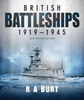 British Battleships, 1919-1945, Revised Edition