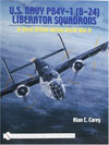 U. S. Navy PB4Y-1 (B-24) Liberator Squadrons in Great Britain during WWII