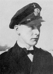 Kapitänleutnant Dieter Beck - German U-boat Commanders of ...