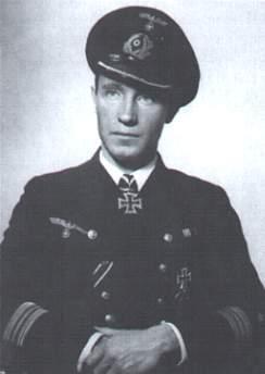 U-boat Commander Peter Cremer