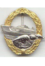 Fast Boat War Badge