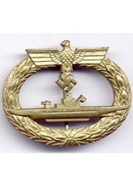 U-boat War Badge 1939