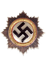 German Cross in Gold (WWII)
