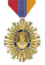 Order of the Bust of Bolivar (Venezuela)