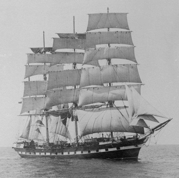 Sailing vessel Port Jackson - Ships hit by U-boats ...